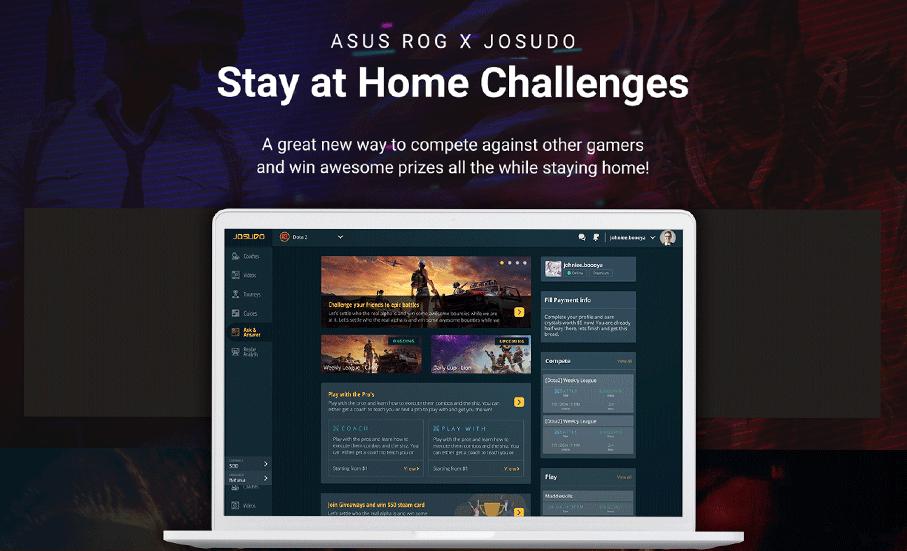 Josudo | UI Development