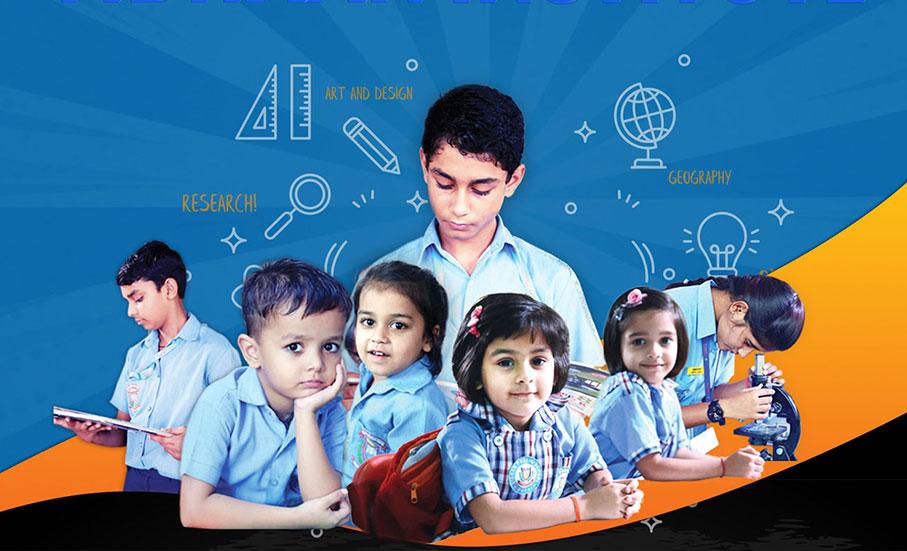 Vidhaan Public School Portfolio